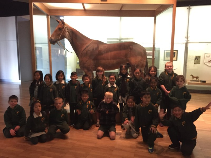 Year 1/2 museum excursion