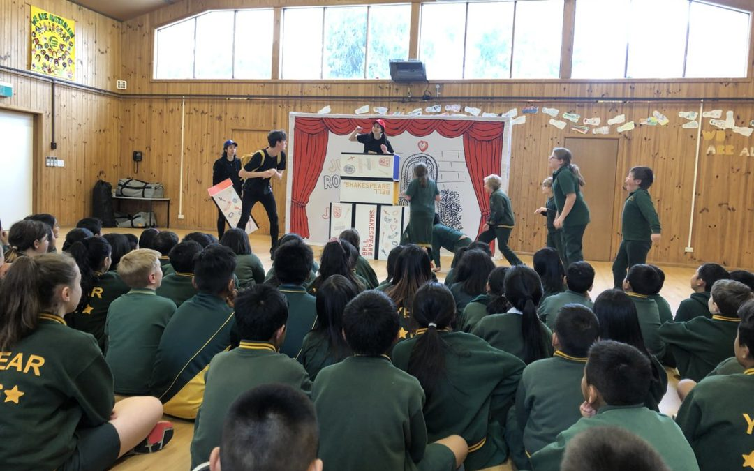 Shakespeare Alive and Well @ Croydon PS